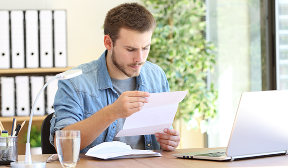 What should I do if I cannot pay my tax bill?