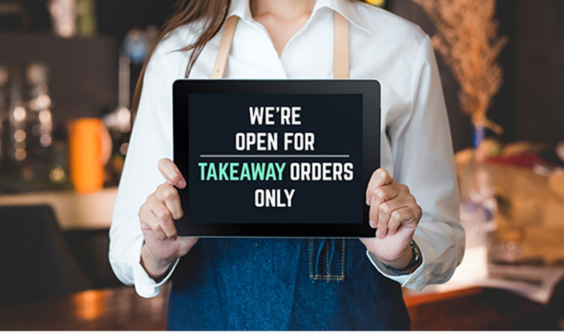 I own a restaurant and have started offering a takeaway service during the COVID-19 lockdown, and have been told that takeaway food is not subject to VAT. Is this true?