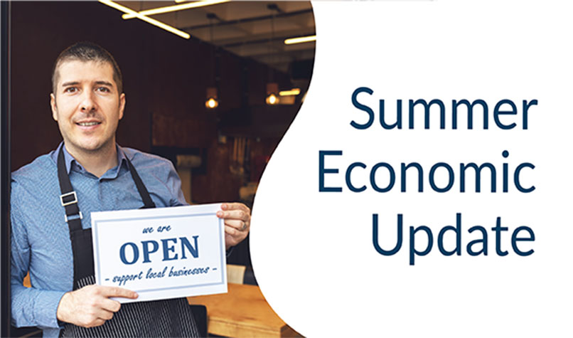 Summer Economic Update to drive new jobs and stimulate the economy