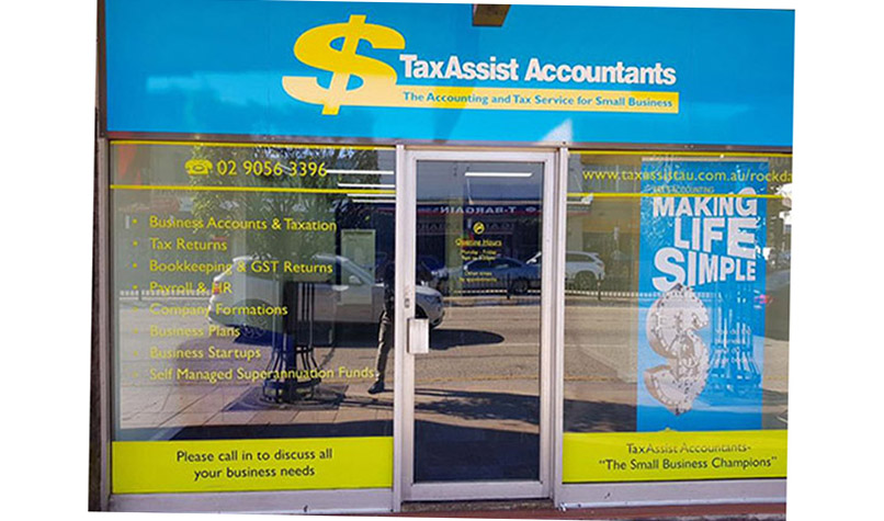 TaxAssist Rockdale has busiest ever trading quarter