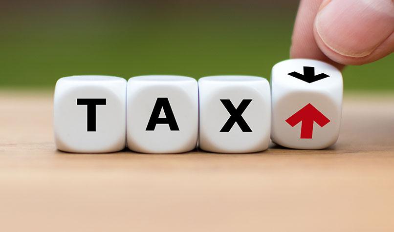 tax rise