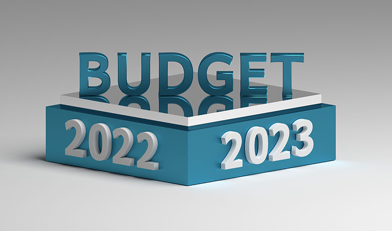 Budget 2022-23