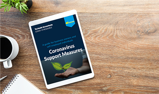 Free Webinar: COVID-19 Support for Businesses Update