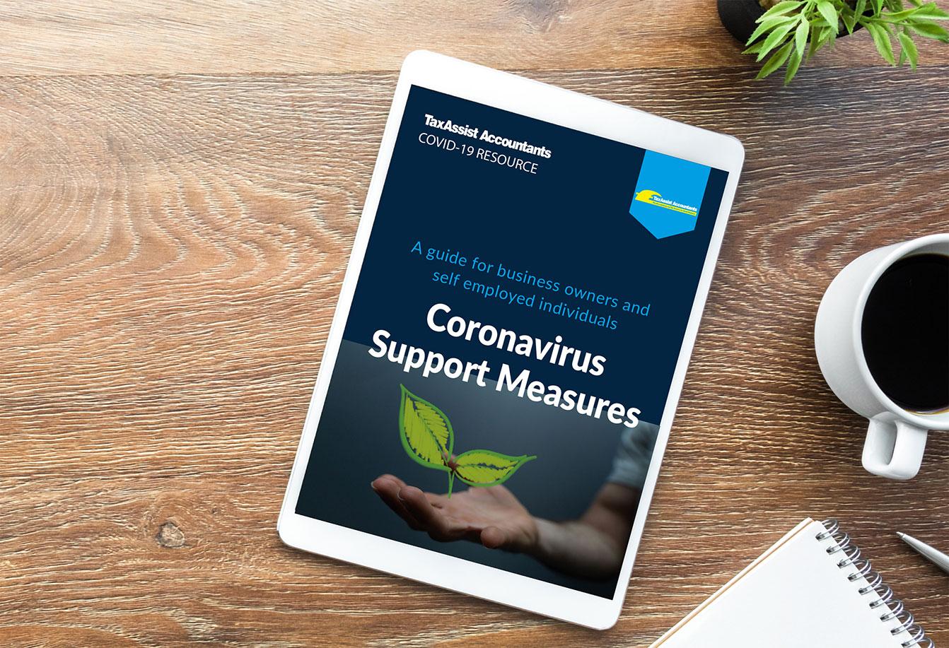 Coronavirus service image